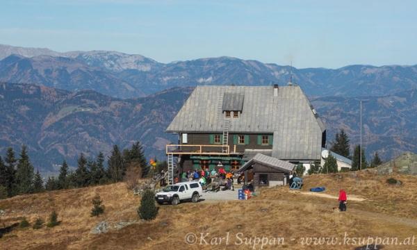 Rennfeld von Frauenberg - Bergtouren - Reiseberichte