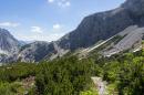 Seewiesen-Voisthalerhütte-Ochsensteig