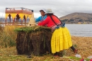 Titicacasee - Uros - Insel Taquile